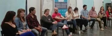 Debate por la educación en LOS TOLDOS