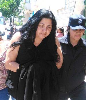 Intentó suicidarse una dirigente de la Tupac Amaru