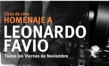 """CICLO DE CINE """"HOMENAJE A LEONARDO FAVIO"""""""