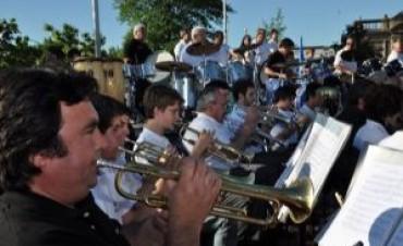 GENERAL PINTO: recital la Banda Filarmónica de Vientos del Noroeste