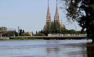 Sigue la crecida del Río Luján