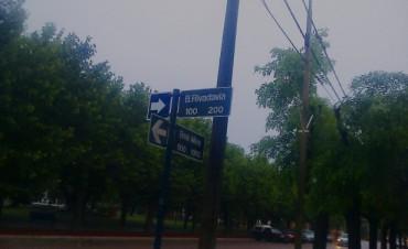 Cambio de sentido de circulación en algunas calles de la ciudad