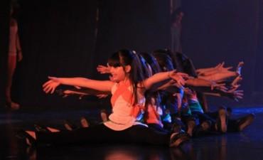 Muestra Anual de Danzas 2014