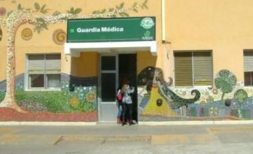 Días y horarios de atención de médicos y especialistas Hospital Municipal