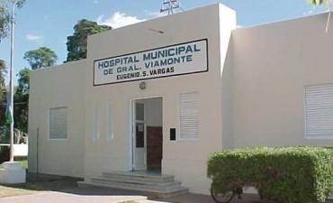 Turnos de medicos y especialistas en el hospital local