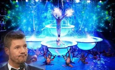 ¿Conflicto en ShowMatch? Tinelli canceló el Aquadance