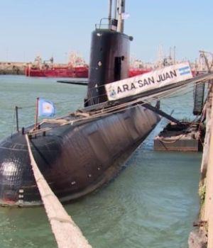 Misterio por submarino argentino desaparecido