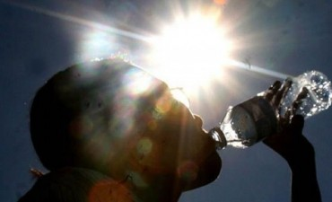 La Provincia reitera el llamado a la responsabilidad. Hospitales ya registran aumento en las consultas por cuadros relacionados con altas temperaturas