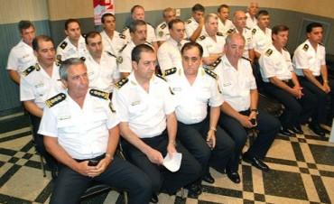 133 años de creación de la Policía de la Provincia de Buenos Aires, fueron reconocidos policias de nuestra ciudad
