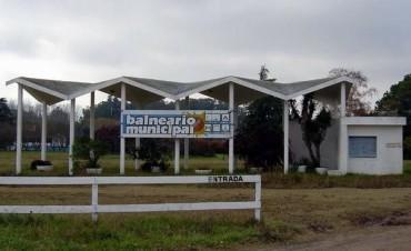 En el parque Balneario Municipal, hay novedades con motivo de las fiestas