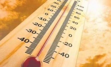 En el primer día de verano se esperan 34 grados de máxima