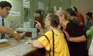 Desde este jueves: La Provincia paga los haberes de diciembre a jubilados