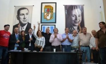 EXPRESIONES EN EL PARTIDO JUSTICIALISTA DE LOS TOLDOS: