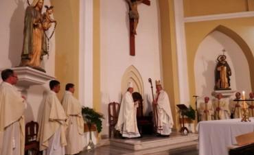 Monseñor Ariel Torrado Mosconi ya està a cargo la Diócesis