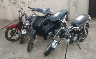 Se secuestran èste fin de semana motos por distintas infracciones