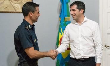 Nuevo Jefe en la Policia local