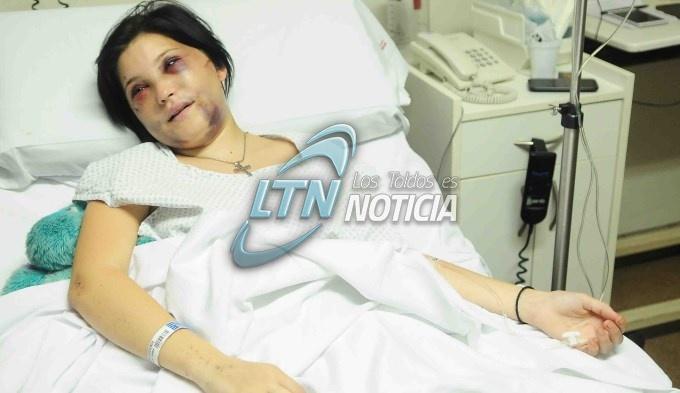 Joven golpeada por anestesista ratificó la denuncia
