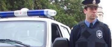 Parte de prensa policial con las últimas novedades