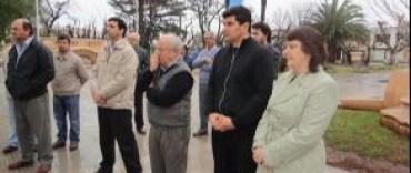 Acto por un nuevo aniversario fallecimiento Gral Don José de San Martín