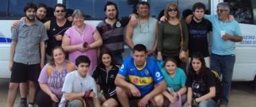 Les presentamos el contingente que viajó a Santiago del Estero