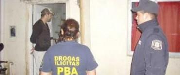 Desarticulan red de narcos que vendía drogas en distintos puntos de Los Toldos y Carlos Casares