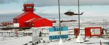 Mañana habrá una gran transmisión desde la Antártida Argentina para nuestra ciudad!