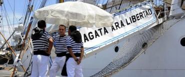 Fragata Libertad: hoy el Tribunal del Mar decide si la libera