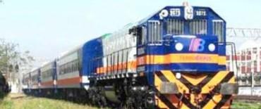 El tren a Mar del Plata seguirá suspendido, confirmó Scioli