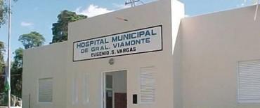 Se refaccionó el área de Pediatría, en el Hospital local