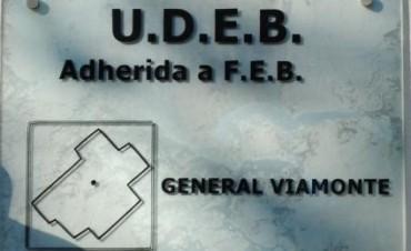 Udeb Gral Viamonte informa