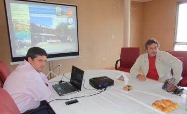 Se realizo una Importante reunión de Intendentes que integran el CODENOBA