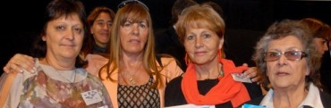 Día Internacional de la Mujer: Mariotto premió a 250 mujeres en su día, del acto participo la Senadora Villa