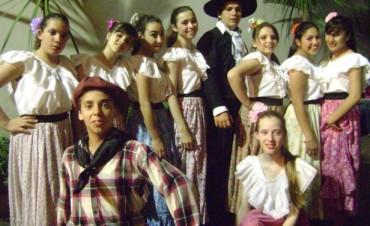 El Conjunto de Danzas Huilen participará de un encuentro folklórico