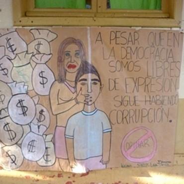 Misiones: polémica por un supuesto agravio de alumnos a la Presidente
