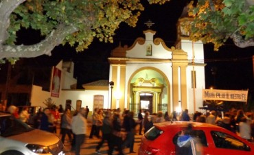 Peregrinación al monasterio Benedicitino. Detalles