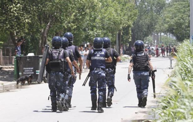 Detienen a los sindicados cabecillas de la huelga policial