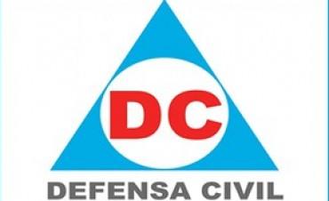 Red de cooperación en Defensa Civil, la integra nuestro distrito