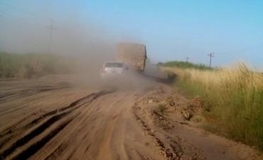 La ARGV debió elaborar un informe sobre el estado de los caminos y acercarlos al municipio