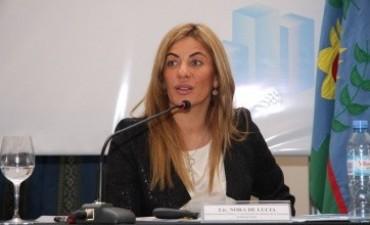 Norita De Lucía: