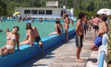 Tarifas para el parque balneario Municipal