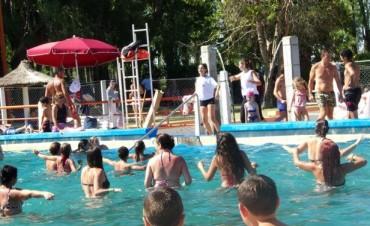Nuevas propuestas en el parque balneario municipal, proyectándose a la región