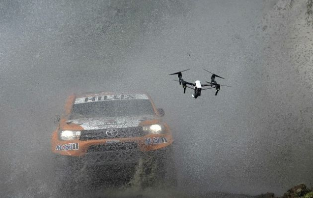 Por la lluvia, se suspende la etapa Rosario - Carlos Paz