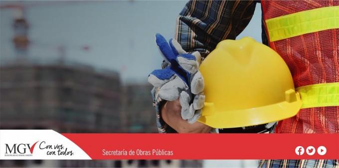 La Secretaría de Obras Públicas convoca