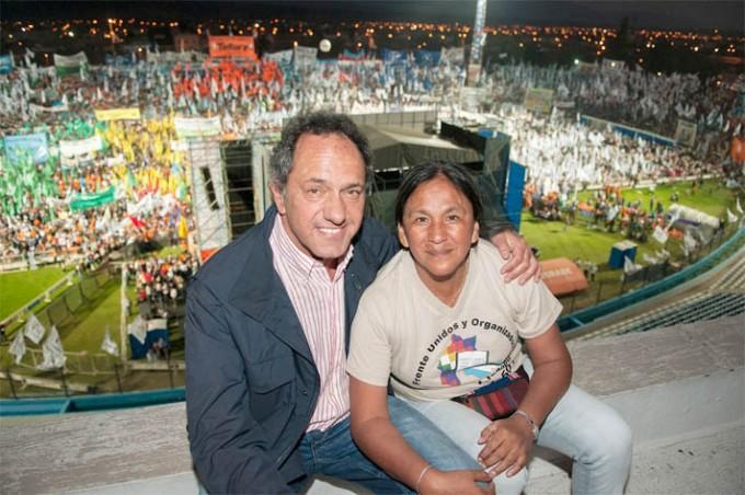 Mundo loco: ¿La Cámpora celebra el arresto de Milagro Sala? by Jorge D. Boimvaser