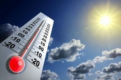 Un infierno: prevén máximas de 41º hasta el sábado