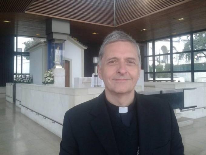 El Obispo de nuestra Diòcesis ya está en Portugal