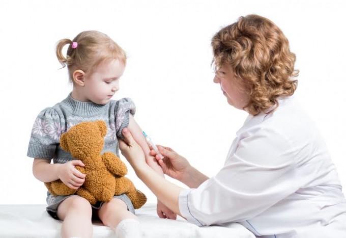 Vacunaciòn en Los Toldos para niños y adultos