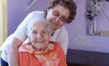 Una cordobesa de 111 años es la más longeva de Argentina