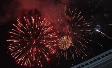 La ciudad de Villa María quiere innovar con fuegos artificiales insonoros