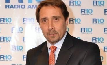 Cristóbal López echó a Eduardo Feinmann de Radio 10